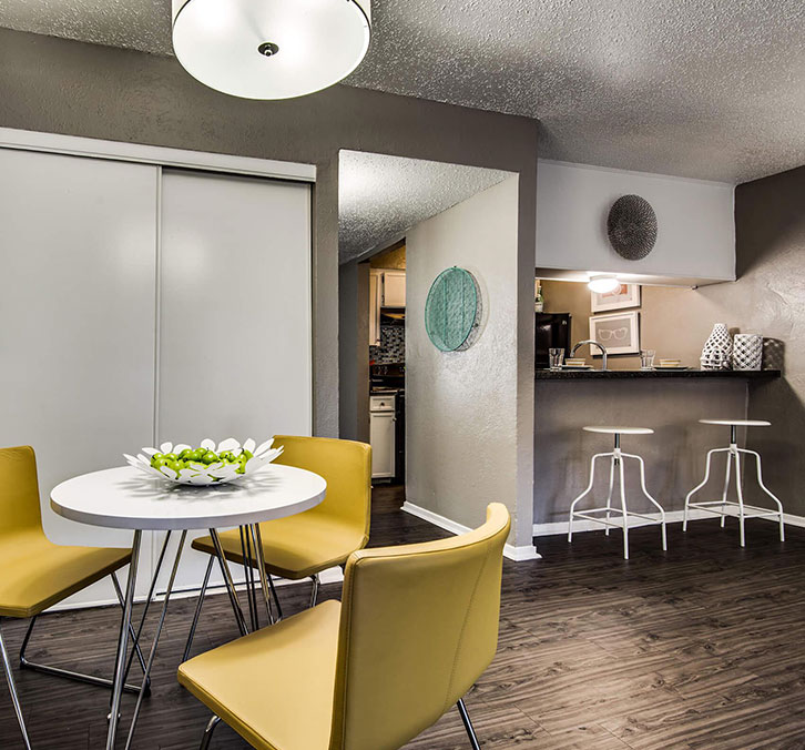 The Surround | 1 and 2 Bedroom Apartments | Irving, Texas ...