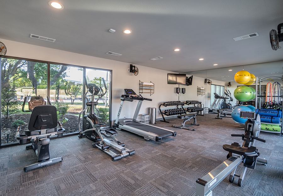 Exclusive Fitness Center