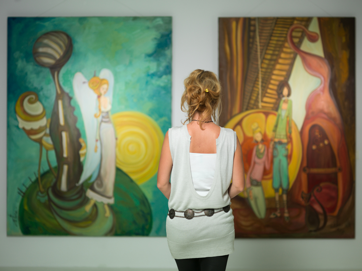 Summer Art Festival at The Artists Showplace Gallery