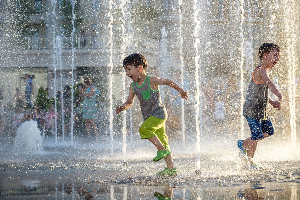WHERE TO COOL OFF THIS SUMMER
