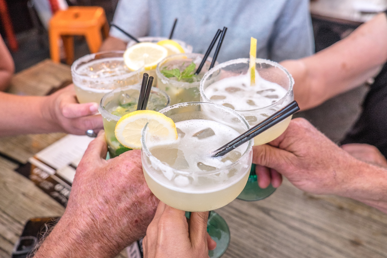 EXPERIENCE THE MARGARITA MILE