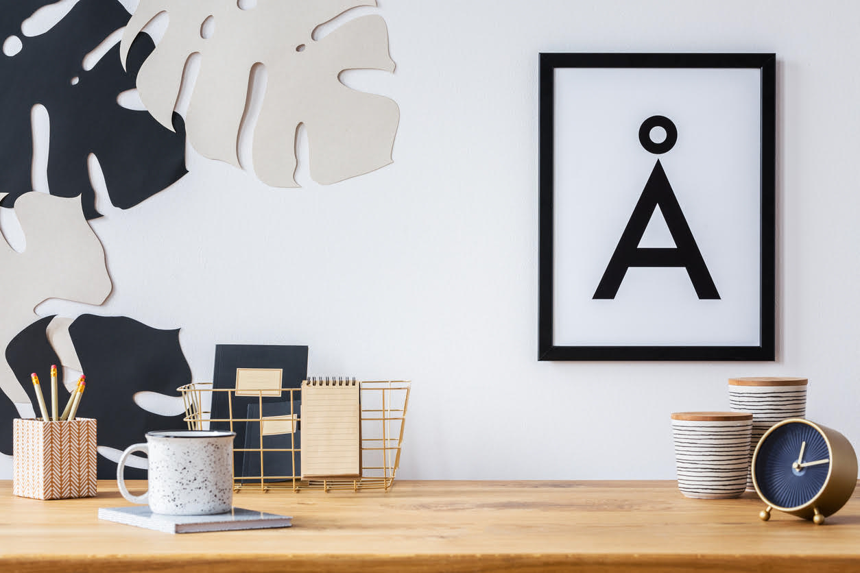 How to Set Up a Home Workspace that Works