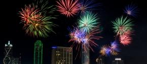 Dallas NYE Ball at the Crowne Plaza Hotel