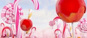 Life Size Candyland!