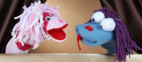 Sock Puppet Party