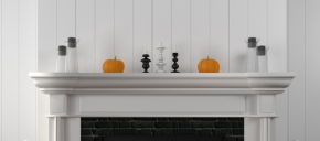 8 Fall Fireplaces Su ...
