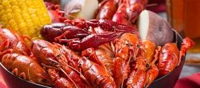 Crawfish Boil at Dal ...