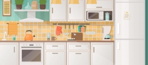 "6 Kitchen ""Rules� ..."