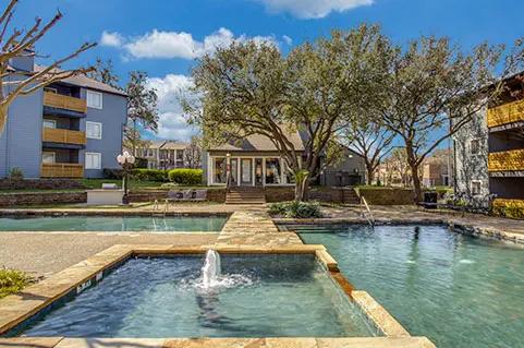 Apartment Amenities in Dallas, TX