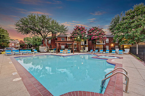 Apartment Amenities in Irving, TX