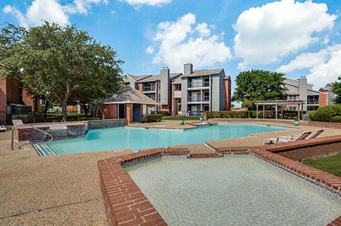 Apartment Amenities in Duncanville, TX.