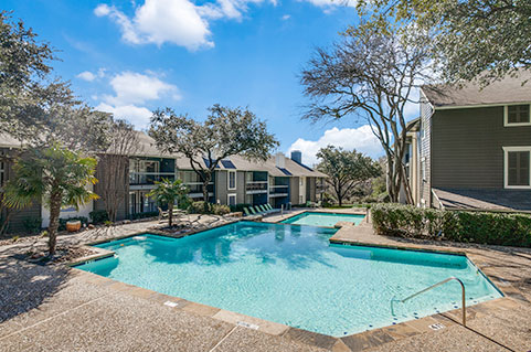 Apartment Amenities in Lake Highlands, TX.