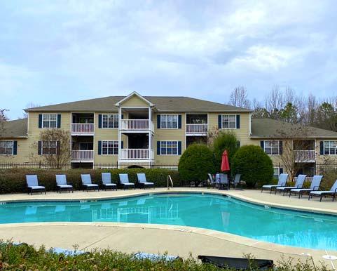 Luxury Apartment Amenities in Oakwood, GA
