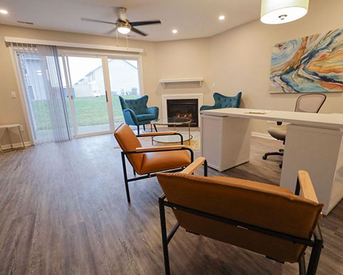 Luxury features and amenities in Beavercreek OH