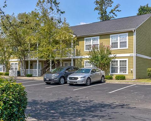 Luxurious amenities in North Augusta SC
