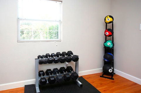 Apartments with amenities in Austin, TX.