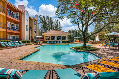 Estates at Las Colinas amenities