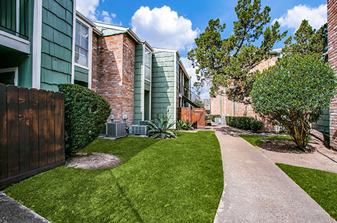 About our apartment complex in Houston, TX