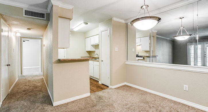 2 Bedroom apartments for rent in Houston, TX