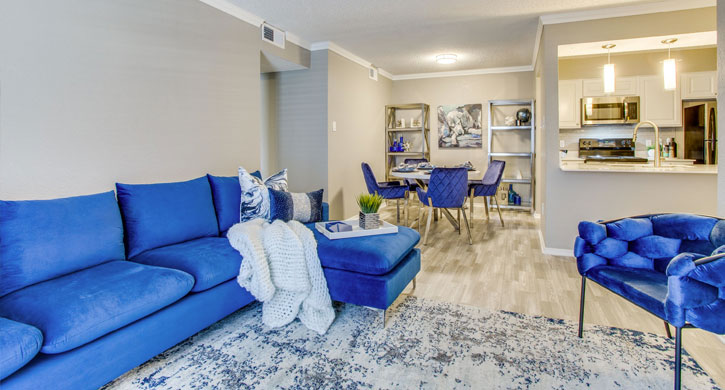 Two bedroom apartments in Irving | Devon on Northgate