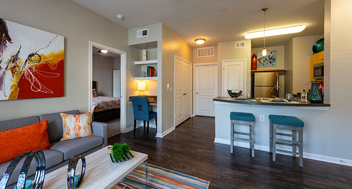 Two bedroom apartments for rent in Houston, TX