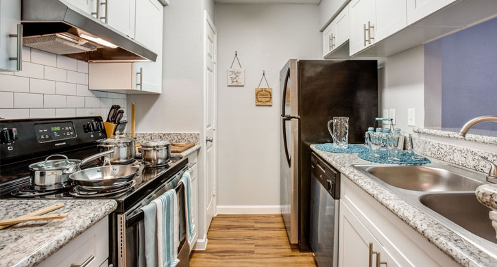 1 bedroom apartments for rent in Houston TX
