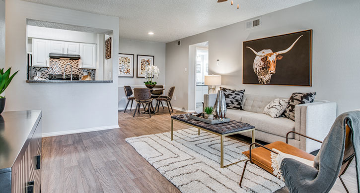 3 bedroom apartment for rent in Dallas, TX
