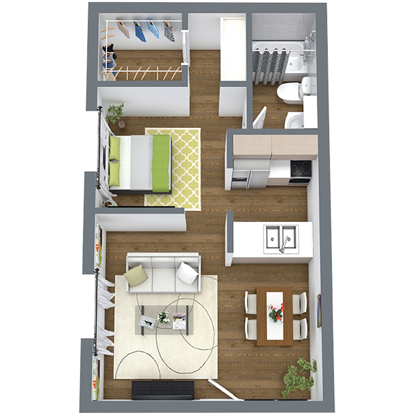 https://apartmentnetwork.org/seo/files/floorplans/A - One Bedroom Apartment | 443 Sq Ft | Dallas, TX.