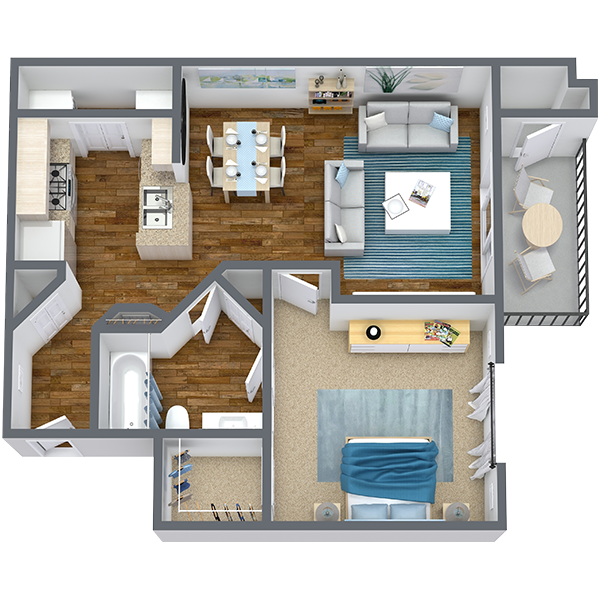 https://apartmentnetwork.org/seo/files/floorplans/1 Bedroom for Rent in Haltom City, TX | 655 Sq Ft