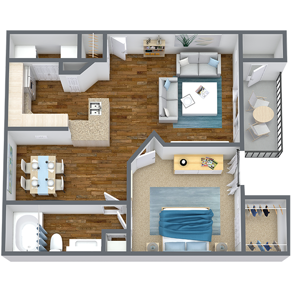 https://apartmentnetwork.org/seo/files/floorplans/1 Bedroom for Rent in Haltom City, TX | 730 Sq Ft