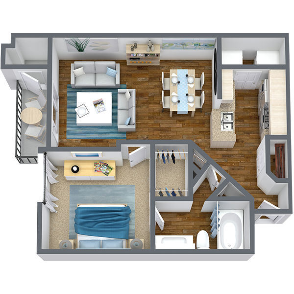 https://apartmentnetwork.org/seo/files/floorplans/1 Bedroom for Rent in Haltom City, TX | 773 Sq Ft