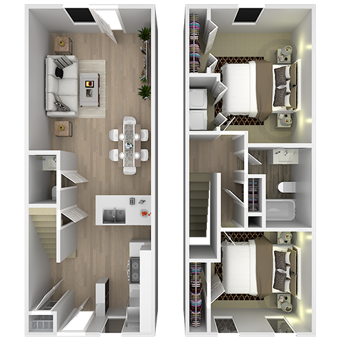 Two bedroom apartment in North Augusta | Drivers