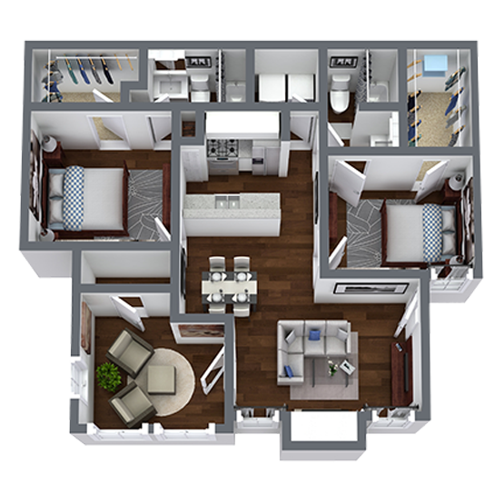 https://apartmentnetwork.org/seo/files/floorplans/2 Bedroom apartment for rent in Fort Worth, TX | 1,162 Sq. Ft.
