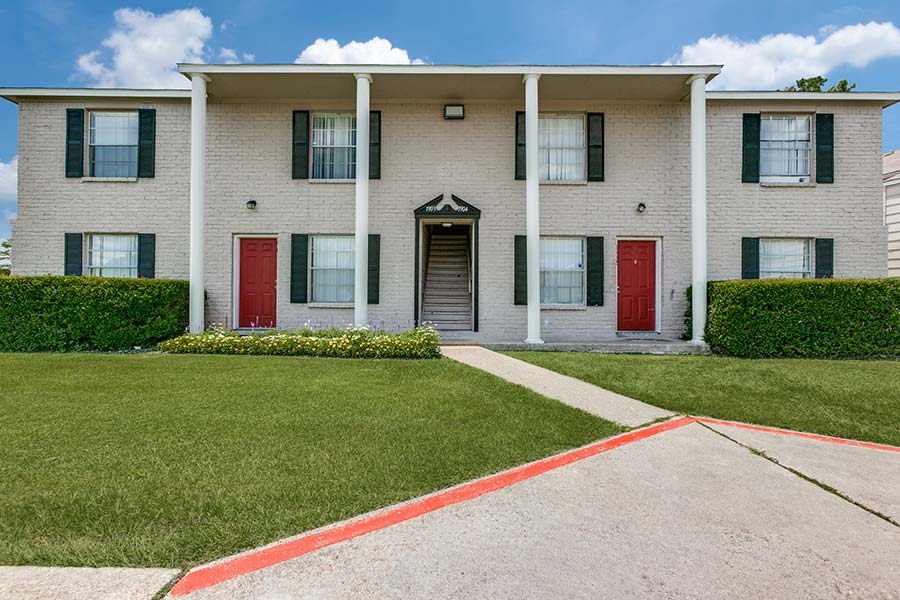 Apartments near the Greenspoint area of Northside Houston