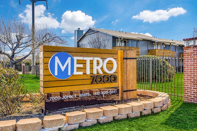 Metro 7000 | 7000 John T White Rd. Fort Worth, TX 76120