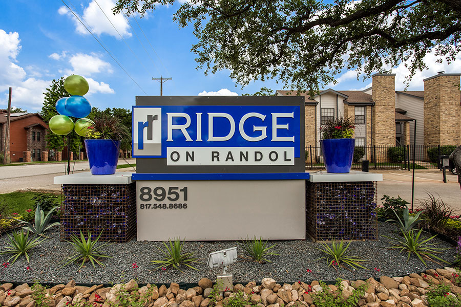 Ridge on Randol . 8951 Randol Mill Road Fort Worth, TX 76120