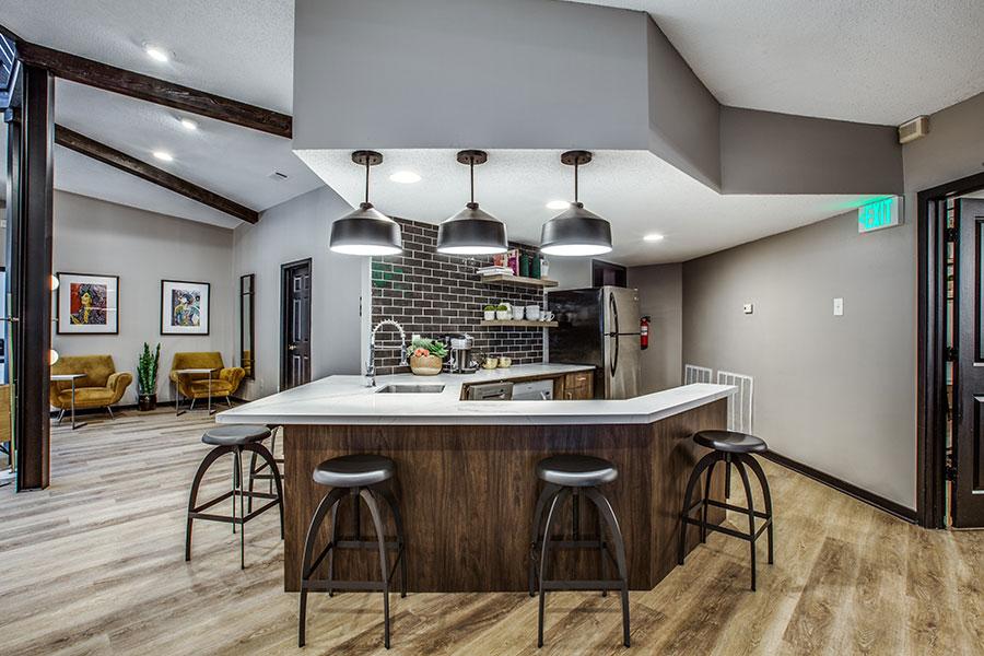 Community Resident Lounge