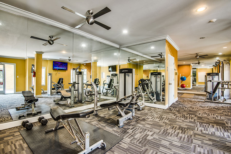 State of the Art 24-Hour Fitness Center