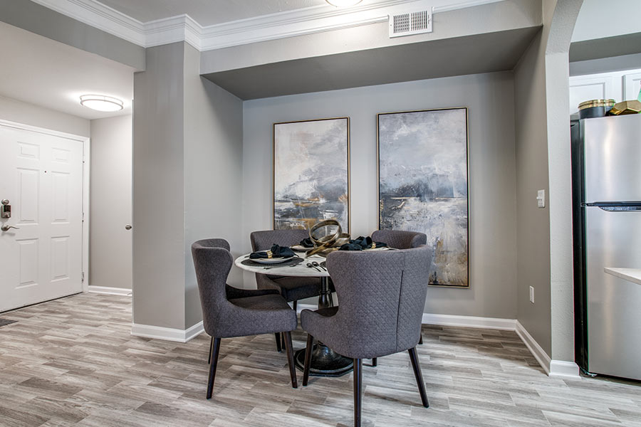 Modern Two-Tone Neutral Paint