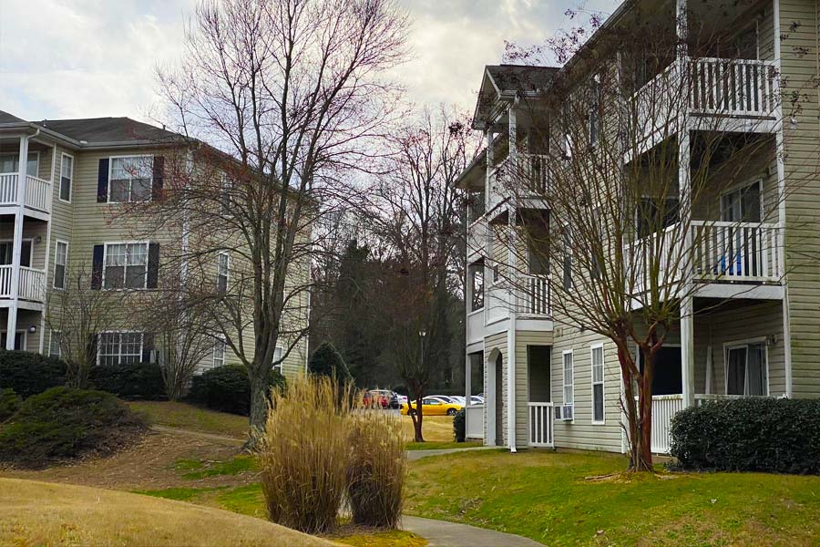 Audubon Crest Apartments offer comfortable one and two bedroom apartment