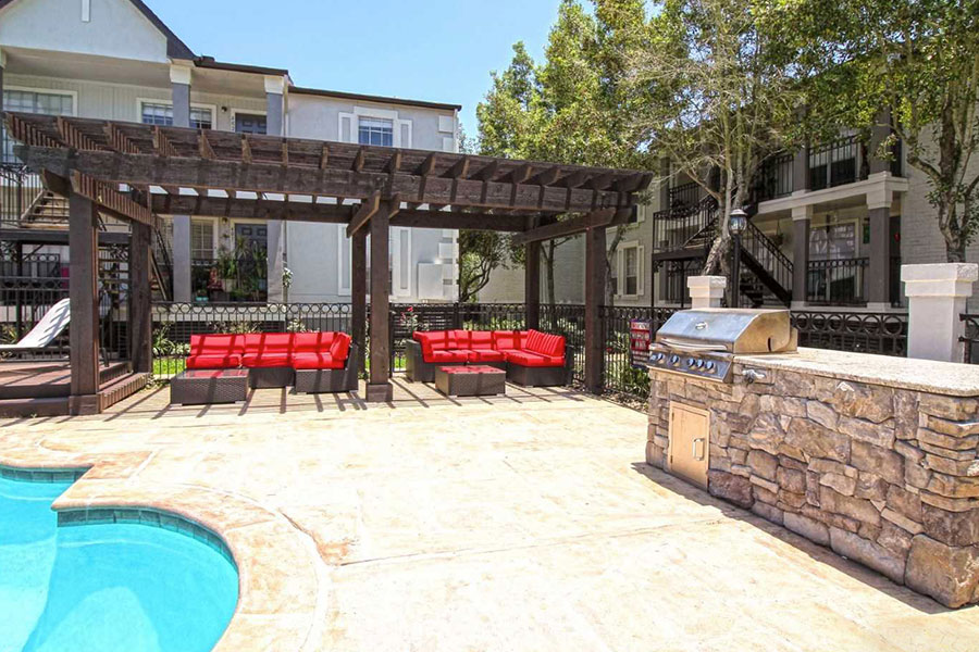 Enjoy our BBQ and picnic area for entertaining.