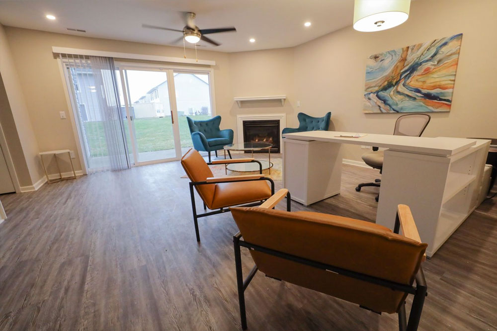 2 and 3 bedroom townhomes