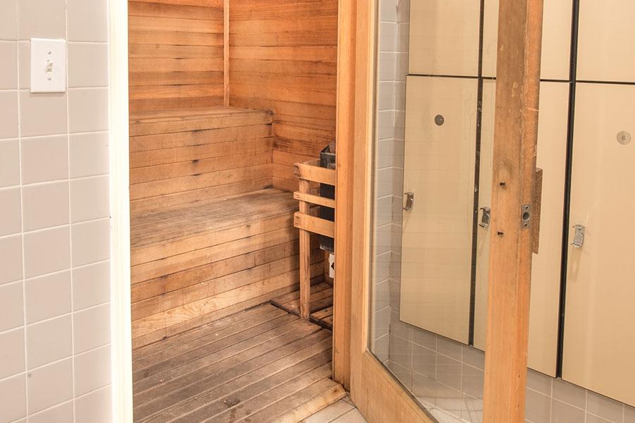 His & Her Saunas