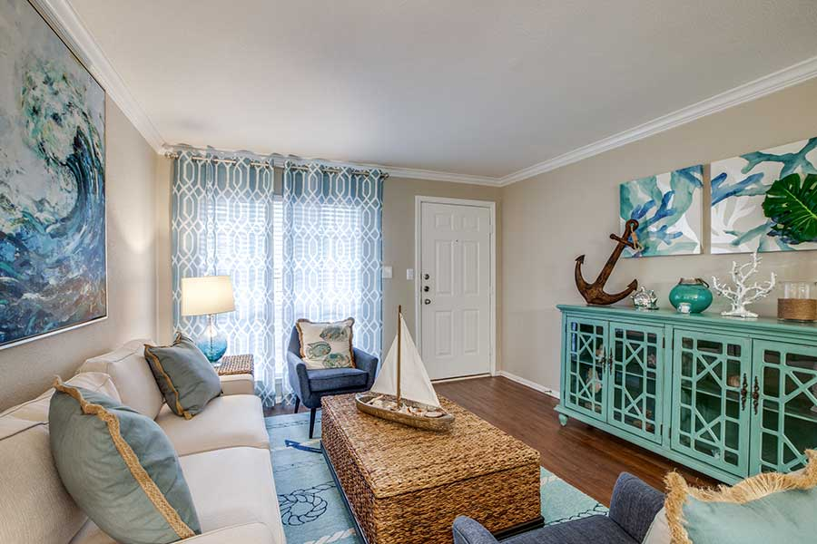Experience the best apartment living Seabrook has to offer!