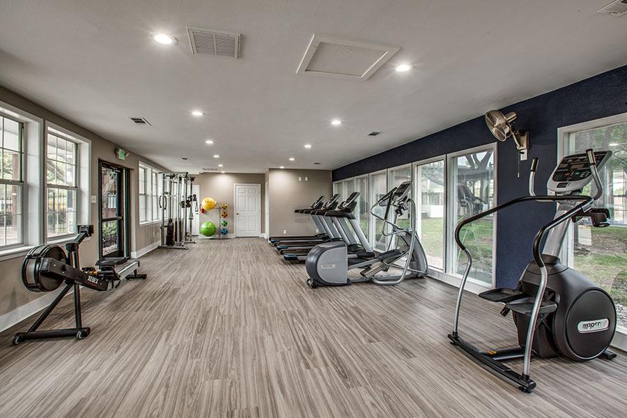Brand New Fitness Center!