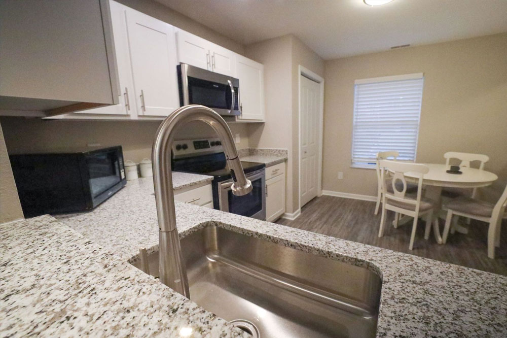 our 3 bedroom floor plan was designed to provide luxury