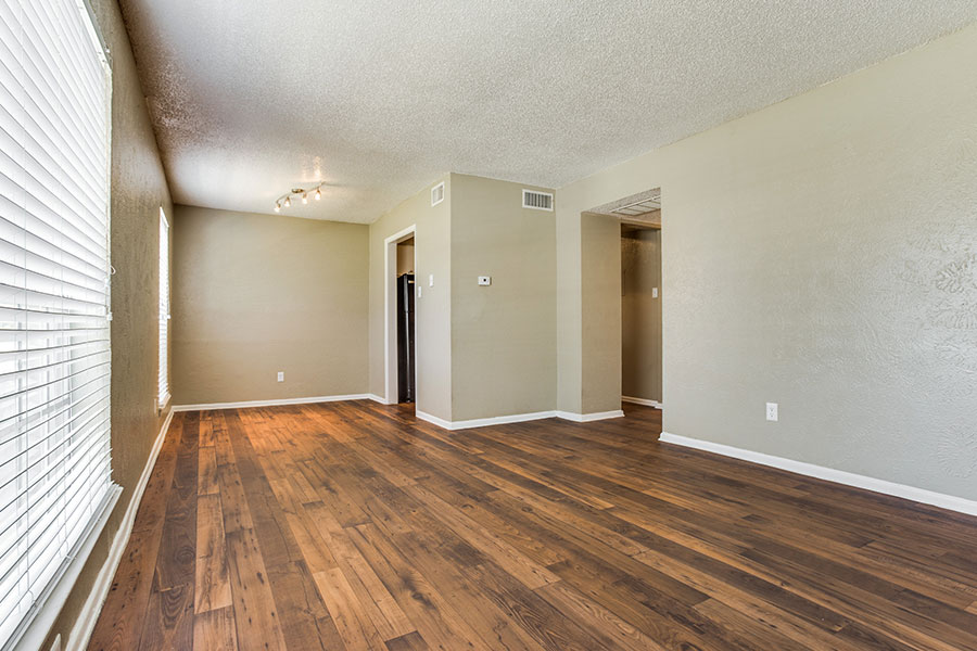 Lease apartments