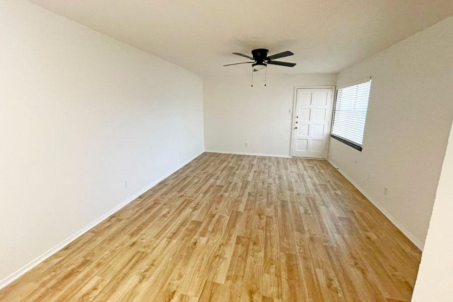 new flooring.