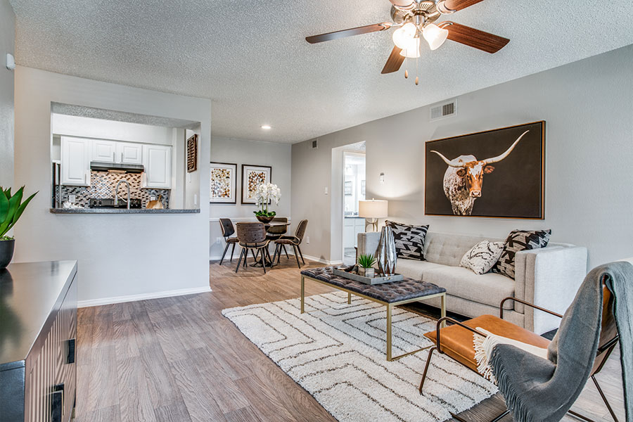 Upgraded Apartment Homes Available