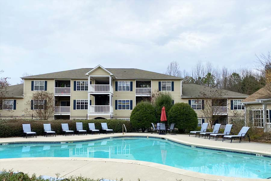 most enjoyed community amenities is our sparkling pool